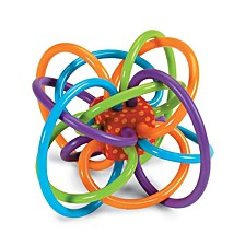 Manhattan Toy Winkel Baby Rattle And Teether