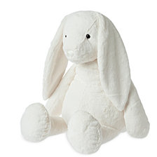 Manhattan Toy Lovelies Riley Rabbit 22 Inch Jumbo Plush Toy