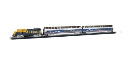 Bachmann Trains Mckinley Explorer Ho Scale Ready To Run Electric Train Set