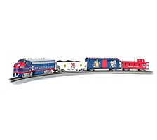 Bachmann Trains Scout Special Boy Scouts Of America E Z App Smart Phone Controled Electric Train Set Ho Scale
