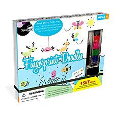 Spicebox Imagine It Fingerprint Doodles Kit