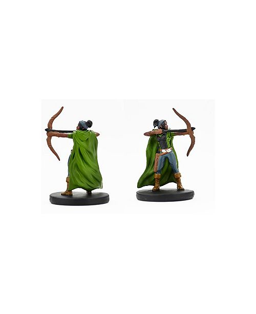 WizKids Games Wizkids Dungeons And Dragons Icons Of The Realms Figure Set Starter Set