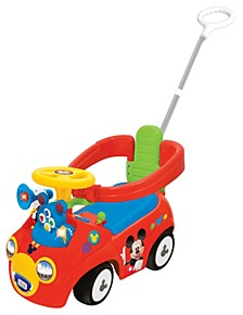 Disney Mickey Mouse Clubhouse 4 In 1 Activity Ride On
