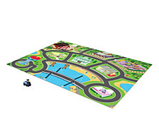 Tcg Toys Paw Patrol Jumbo Mega Mat Play Mat With 2 Bonus Vehicles