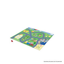 Tcg Toys Peppa Pig Original Mega Mat Play Mat With Bonus Vehicle