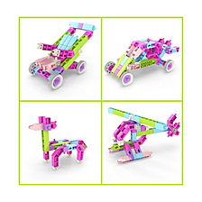 Engino Inventor Girl 10 Models Building Set
