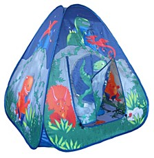 Pop It Up Dino Play Tent - Dinosaur Toy