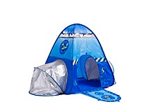 Pop It Up Rocket Play Tent With Lights