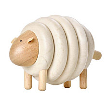 Plantoys Lacing Sheep Learning Toy