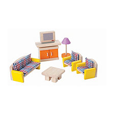 Plantoys Dollhouse Living Room Neo Style Furniture