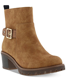 Tommy Hilfiger Little & Big Girls Slip-On Boots