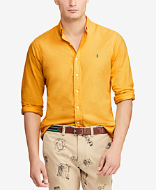 Polo Ralph Lauren Men's Slim Fit Oxford Shirt