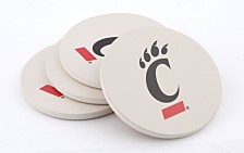 University of Cincinnati Thirstystone Coasters, Set of 4
