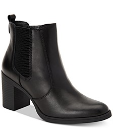 Korma Memory-Foam Ankle Booties, Created for Macy's