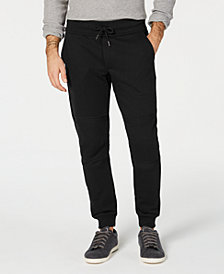 American Rag Men's Articulated Knit Jogger Pants, Created for Macy's