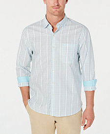 07912eda0 Tommy Bahama Men's San Vito Plaid Shirt