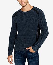 Buffalo David Bitton Men's Tuck Stitch Sweater