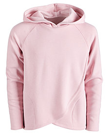 Ideology Little Girls Tulip-Hem Hoodie, Created for Macy's