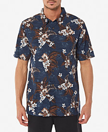Jack O'Neill Men's Coastline Floral Printed Shirt