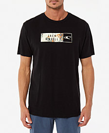 Jack O'Neill Men's Status Graphic Logo T-Shirt