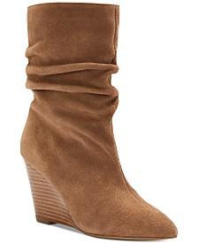b5b3621921d4 Wedge Heel Boots  Shop Wedge Heel Boots - Macy s