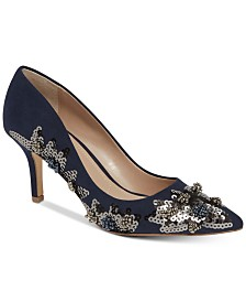 CHARLES by Charles David Sophie Pumps