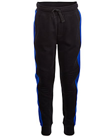 Ideology Toddler Boys Ottoman Colorblocked Jogger Pants, Created for Macy's