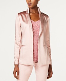 I.N.C. Petite Classic Fit Blazer, Created for Macy's