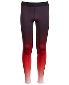 Ideology Big Girls Ombré Leggings, Created for Macy's