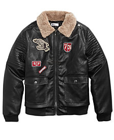 Epic Threads Big Boys Flight Jacket, Created for Macy's