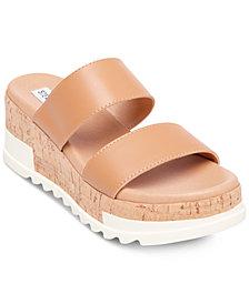 Steve Madden Women's Blaine Flatform Sandals