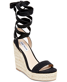 Steve Madden Women's Sweeter Wedge Sandals