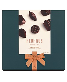 25-Piece Belgian Dark Chocolate Gift Box