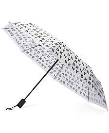 Receive a FREE DKNY Logo Umbrella with a Select DKNY Dress or Jumpsuit Purchase