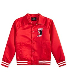 Big Boys Varsity Bomber Jacket