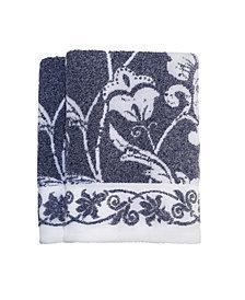 Linum Home Penelope 2-Pc. Bath Towel Set