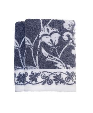Linum Home Penelope 2-Pc. Bath Towel Set Bedding