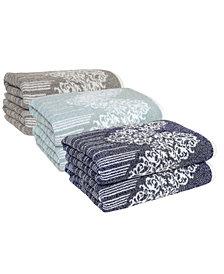 Linum Home Gioia Bath Towel