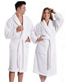 Linum Home Super Plush Bath Robe