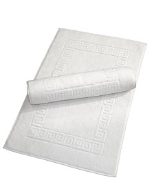 Linum Home Greek Key 2-Pc. Bath Mat Set