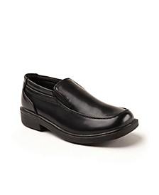 Toddler, Little, and Big Boys Brian Slip-On Dress Comfort Shoe
