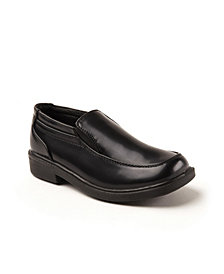 Deer Stags Brian Slip-On Dress Comfort Shoe (Toddler/Little Kid/Big Kid)