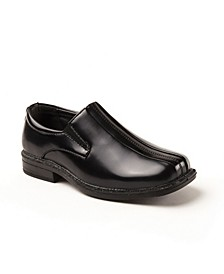 Little and Big Boys Wings Dress Comfort Slip-On
