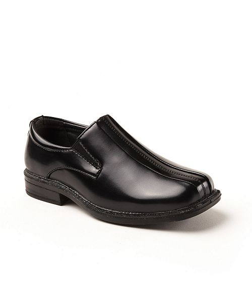 DEER STAGS Little and Big Boys Wings Dress Comfort Slip-On