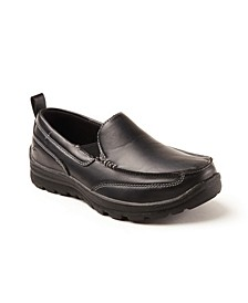 Little and Big Boys Zesty Dress Casual Slip-On