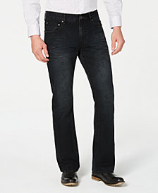 I.N.C. Men's Boot Cut Jeans, Created for Macy's