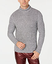Turtleneck Mens Sweaters Mens Cardigans Macys