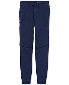Polo Ralph Lauren Big Boys Cotton Poplin Jogger Pants