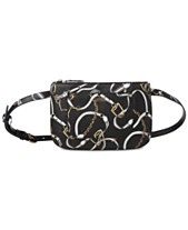 c78940dd43 Lauren Ralph Lauren Zip-Top Plus-Size Belt Bag