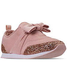 Nine West Little Girls' Teri Jogger Casual Sneakers from Finish Line